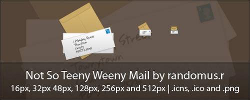 Not So Teeny Weeny... by randomus-r