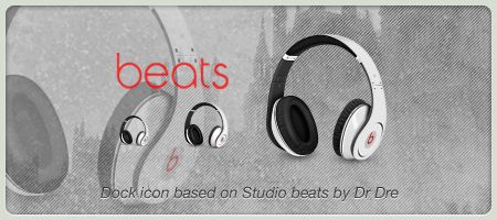 beats icon by randomus-r