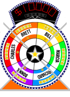 Star Wheel #4 $10,000 2 by mrentertainment