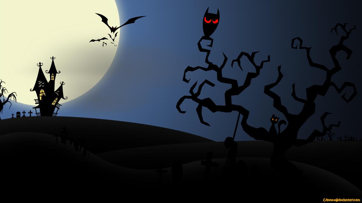 Happy Halloween by CNunes