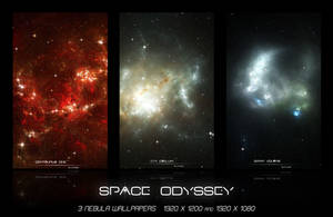 Space Odyssey by CNunes
