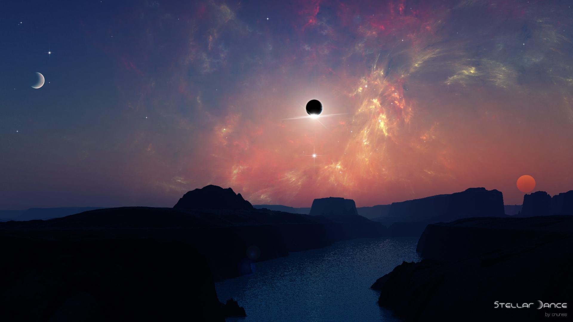 Stellar Dance by CNunes