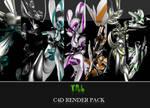 C4d render Pack