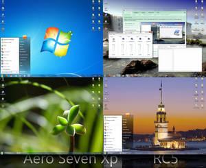 Aero Seven Xp RC5