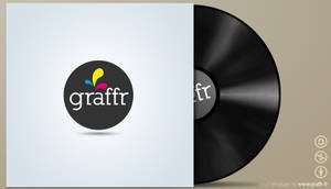 vinyl cover template by graffr