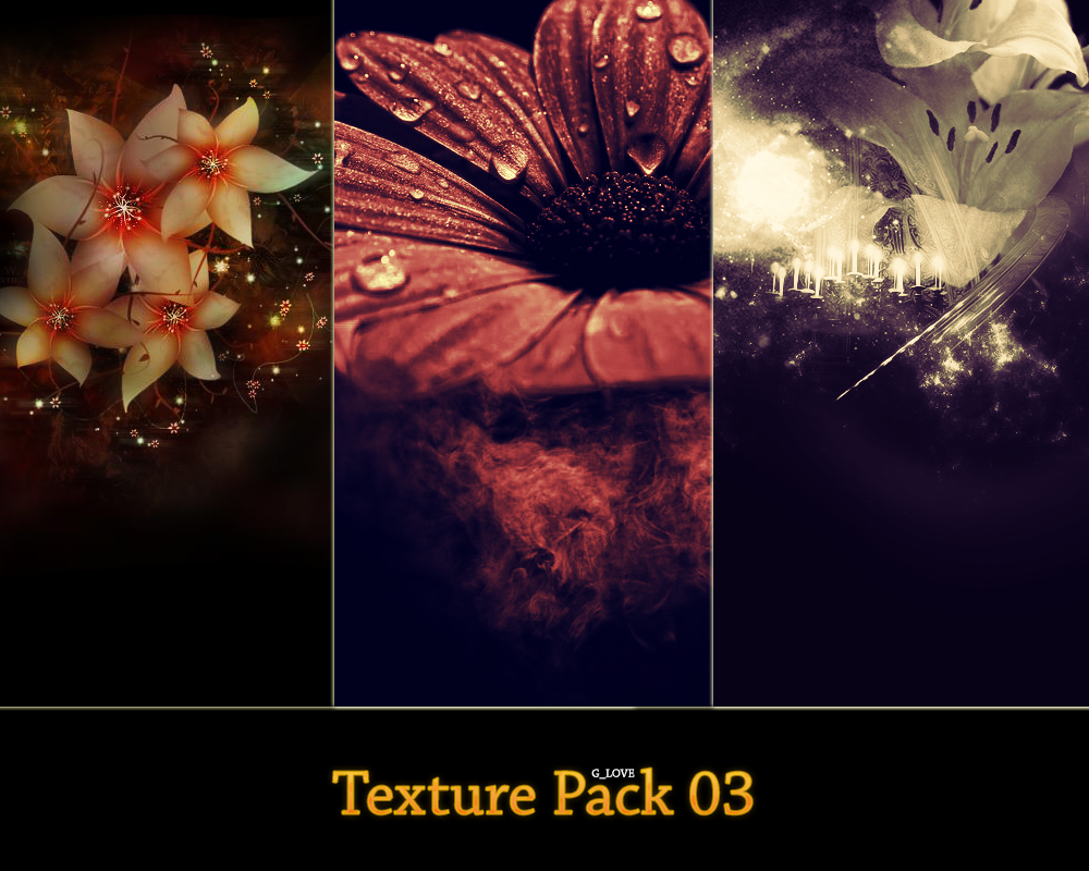 Texture Pack 03 by GLOVEforever