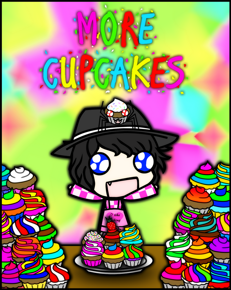 More cupcakes (props) by Hat-Warrior-999