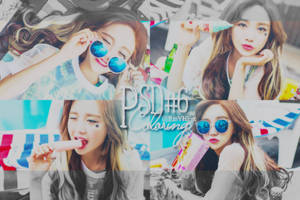 [151009] PSD COLORING #6 by RinYHEnt