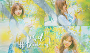 [151214] PSD COLORING #12 by RinYHEnt