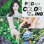 [160620] PSD COLORING #24
