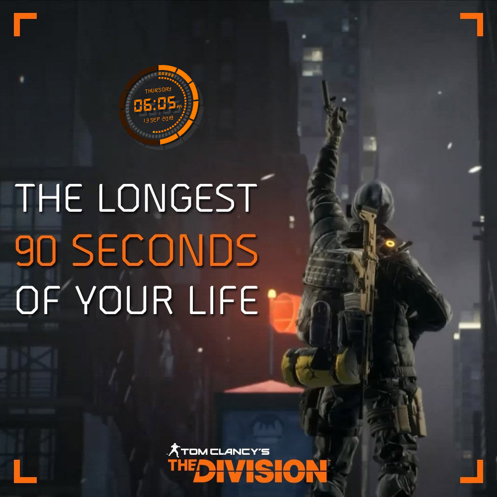 The Division Clock 1.0
