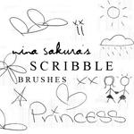 Scribble Brushes