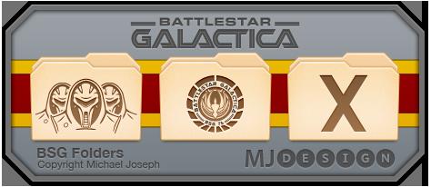 BSG Folders by MJoseph15