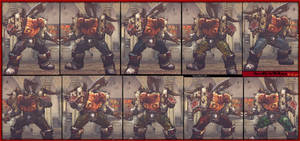 Garrosh Hellscream Zangief 10 pack