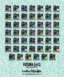Futura - Dock Icons