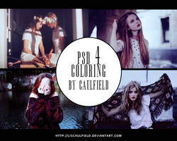 PSD 4 Coloring by LisCaulfield