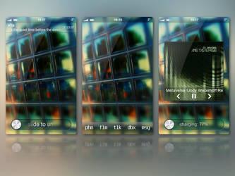 Glass Bricks - MIUI LS Theme by ex-slym