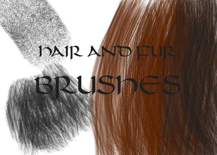 Hair and Fur Brushes