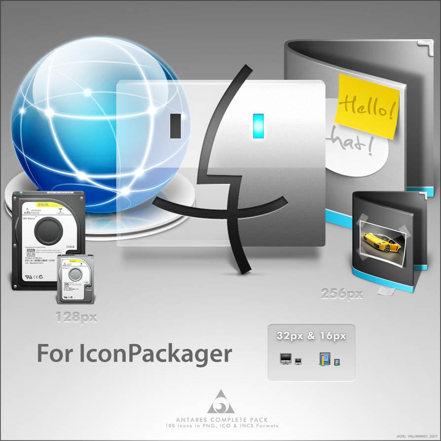 como descargar iconpackager para windows 7