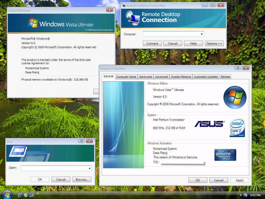 Vista Mods On XP by kampongboy92