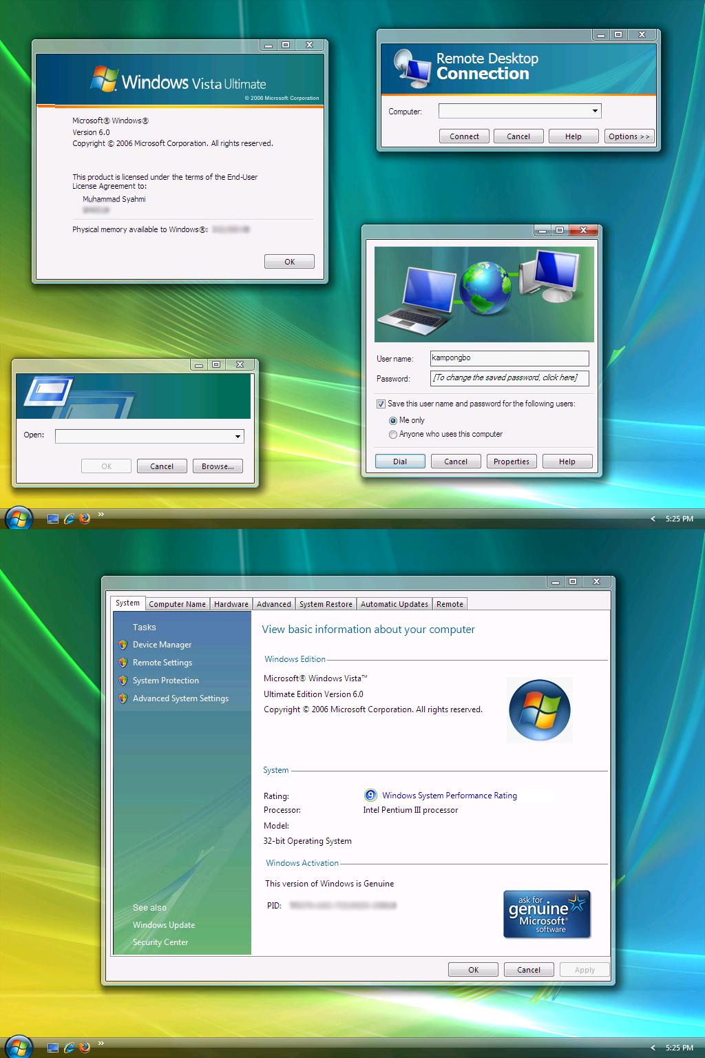Vista Mods On XP V2.0 by kampongboy92