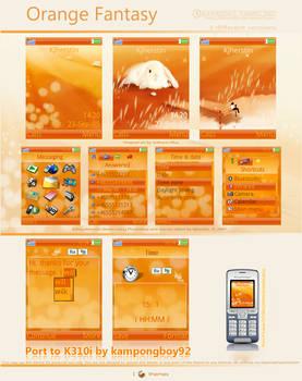 Orange Fantasy - K310i