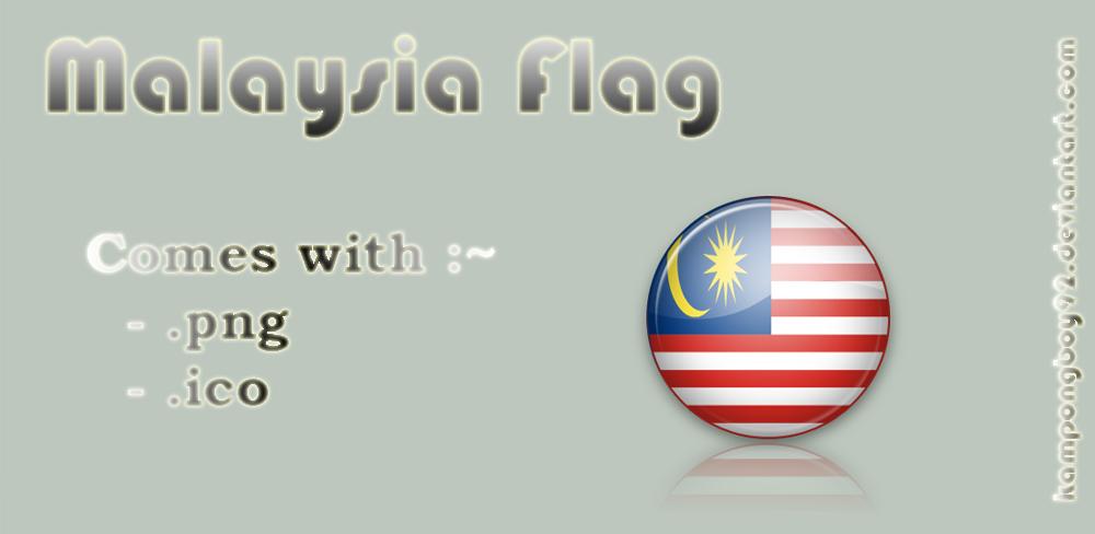 Malaysia Flag by kampongboy92