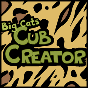 Cub Creator - Big cats by Kamirah
