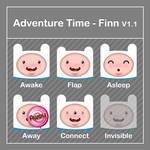 Adventure Time - Finn