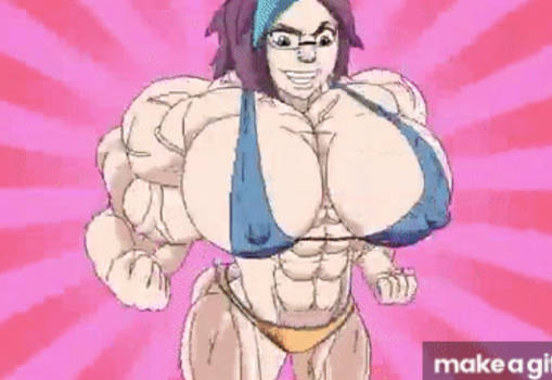 Girl Muscle Steroid Growth