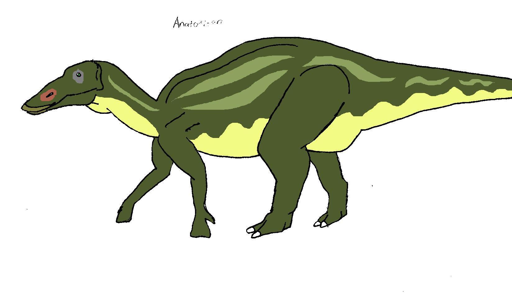 Anatotitan copei by theblazinggecko