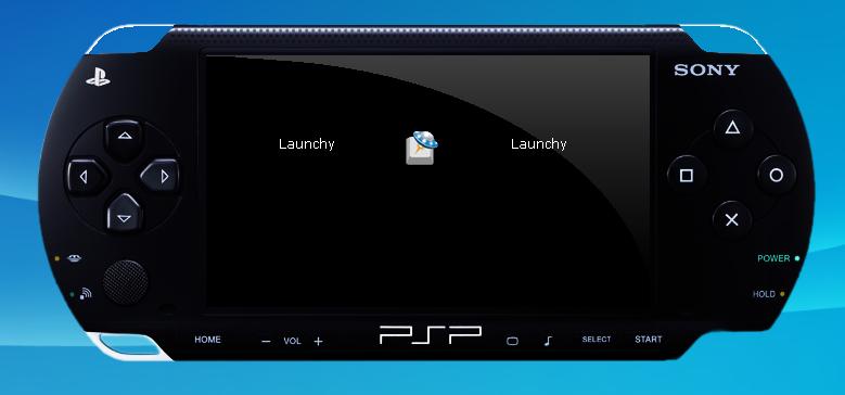 Launchy PSP v1