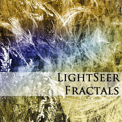 Fractal Brushes by LightSeer