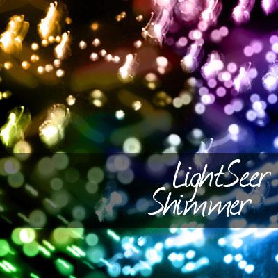 Shimmer Brush by LightSeer