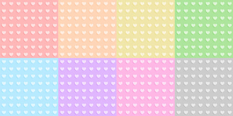 Tiled Hearts BG