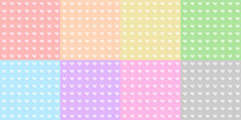 Tiled Hearts BG by KatieKx