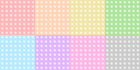 Tiled Stars BG by KatieKx