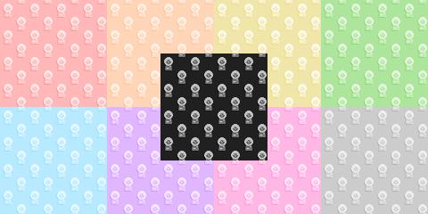 Tiled Gacha / Gashapon BG by KatieKx