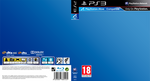 PlayStation 3 Game Cover Template