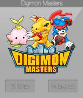 Digimon Masters - Icon by Saikuro