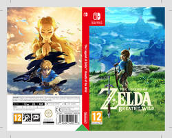 Nintendo Switch Cover Template by Saikuro
