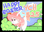 [YCH ANIMATED] HAPPY EASTER by PandiUnicorneo