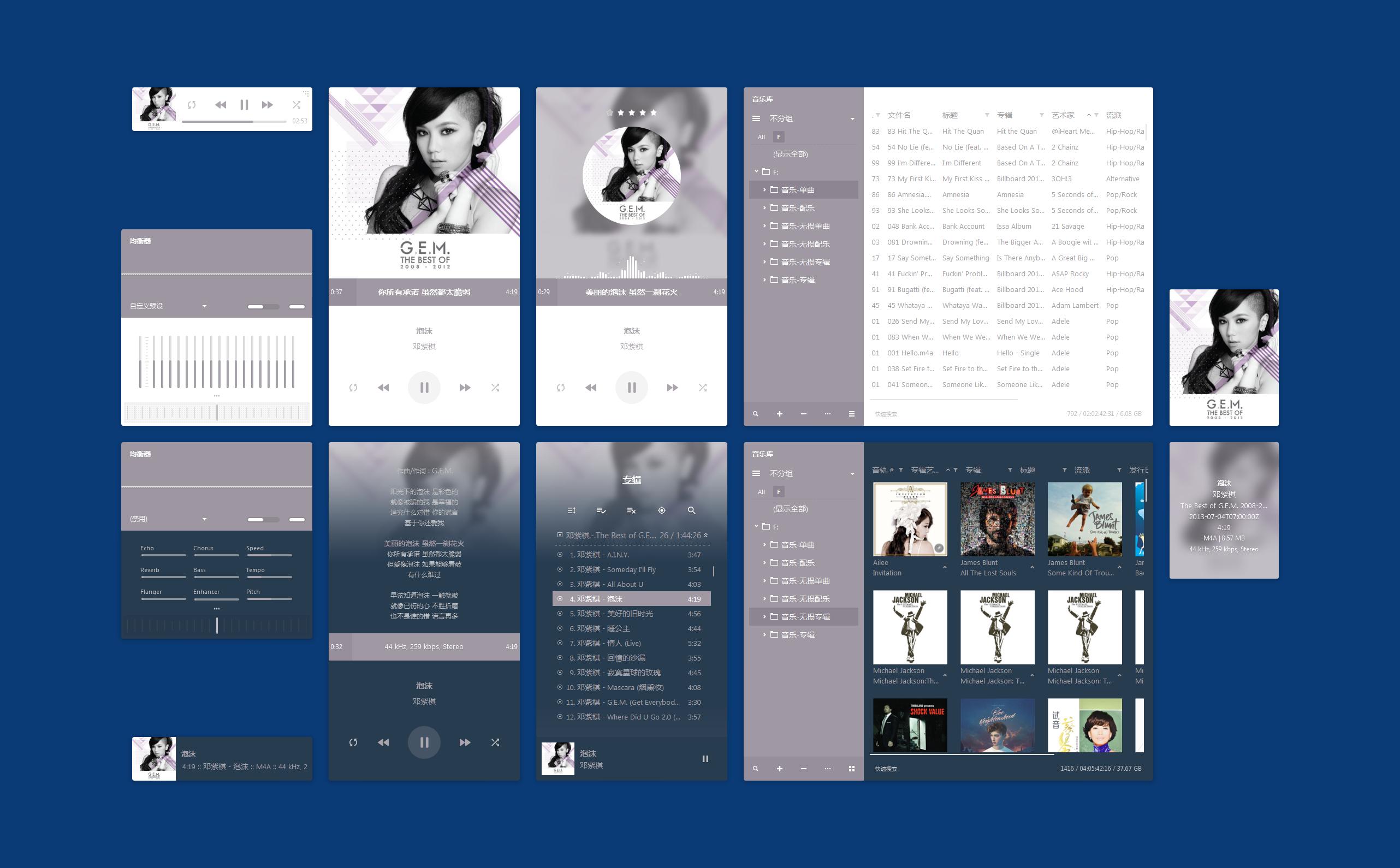 Mei Music Mod