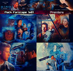 Pack Farscape T1E1 Premiere by BellaBlackCullen