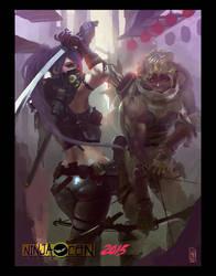Deadly Ninjas by Christian-Angel