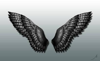 Free Wings by MonikaZagrobelna