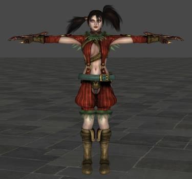 Soulcalibur IV - Tira