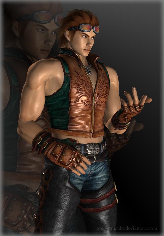 Tekken 6 Hwoarang By Sterrennacht On Deviantart
