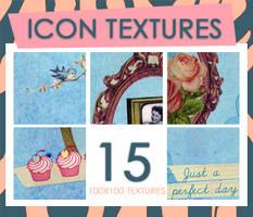 Vintage icon textures