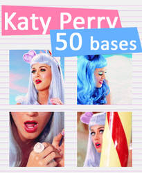 Katy Perry icon bases